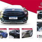 Equipamiento Fiat Toro