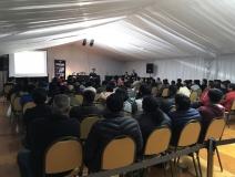 Corven Autopartes y Warnes Repuestos: Charlas técnicas en Ferinoa 2017