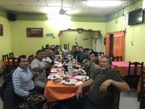Cena de fin de año de Warnes Repuestos Jujuy.