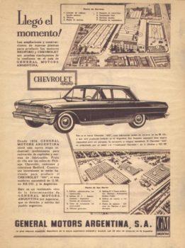 Historia Chevrolet