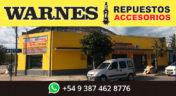 Nuevo Centro de Instalación Warnes Repuestos en Rosario de la Frontera