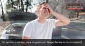 Desperfectos en tu automóvil