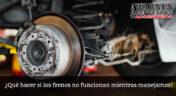 Frenos para Autos y Camionetas