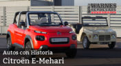 Autos con historia: Citroën E-Mehari