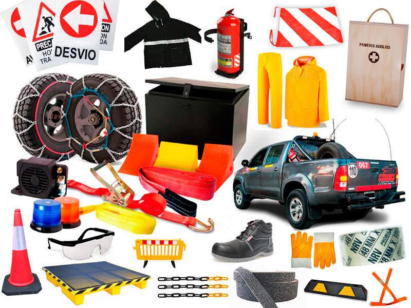 Elementos de Protección Personal y Seguridad Industrial