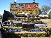 Stands de Warnes Repuestos NOA en Ferinoa 2017