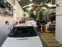 Colocación de Cristales para el Automotor- Warnes Repuestos NOA